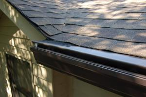 Gutter Cover Valley Detail